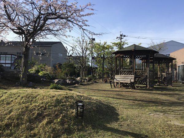 居心地の良い工場庭園